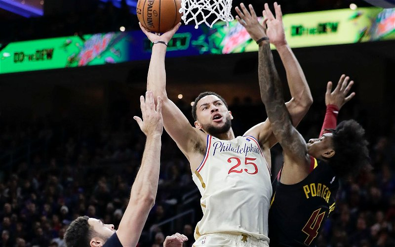 Image for 3 Cavs Trade Packages for Ben Simmons