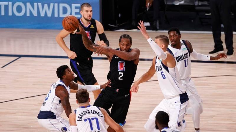 Clippers Mavs Game 2 1