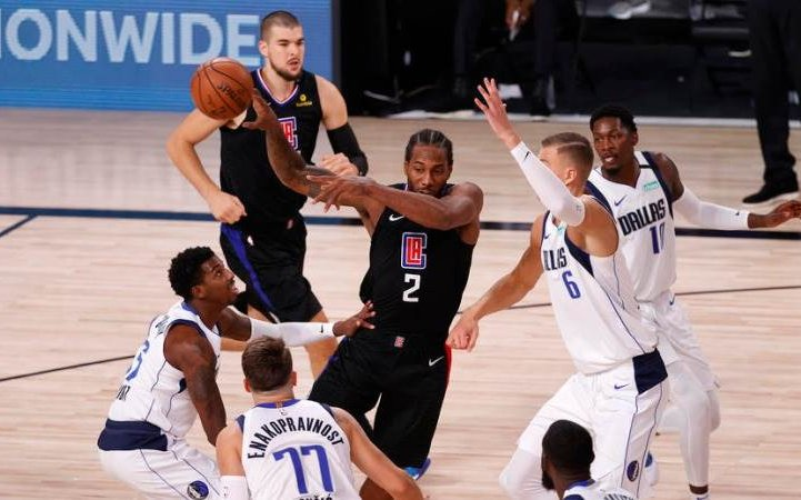 Image for Clippers Fall to Mavs in Game 2