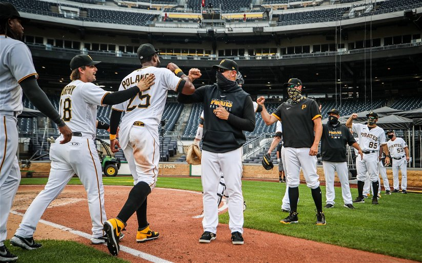 Image for Pirates Rally Back To Sweep Brewers In Three Games