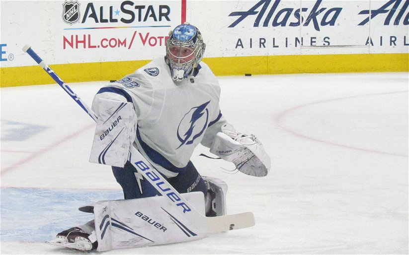 Image for Lightning Take 3-1 Series Lead In Game Four Win