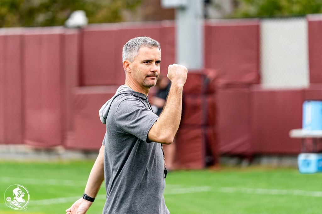 HC Mike Norvell