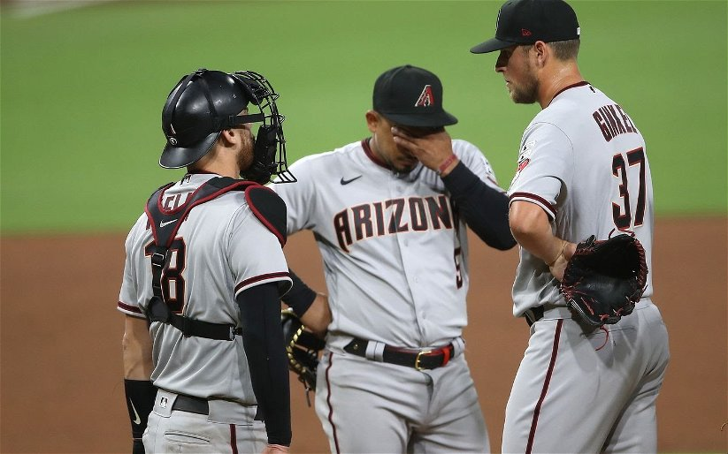 Image for Dbacks: Obstacle of 2020