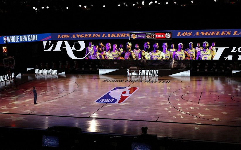 Image for The Day The NBA Stood Still…Again