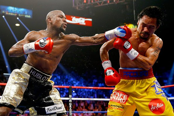 Manny Pacquiao: Most Disappointing Boxing Challenges
