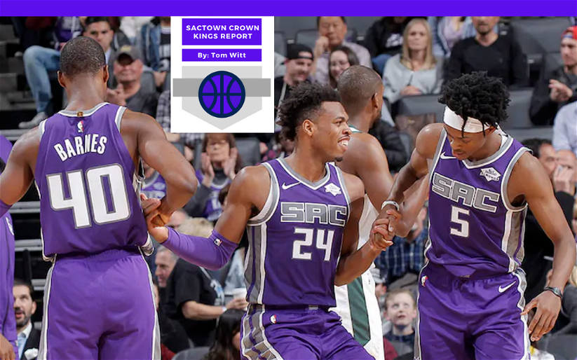 Image for Kings Look Terrible In Loss To Magic