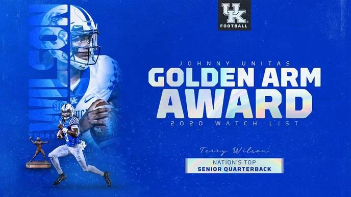 Kentucky Football Terry Wilson
