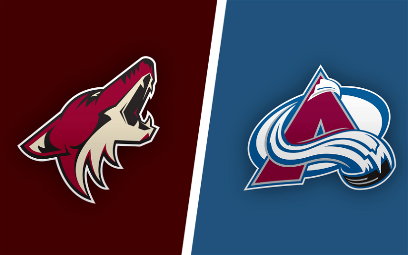 Image for Avalanche Win Game Four Convincingly.