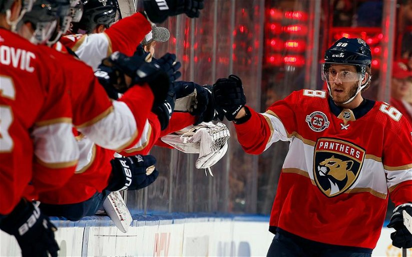 Image for Rally The Rats: Panthers Avoid Elimination Against Islanders