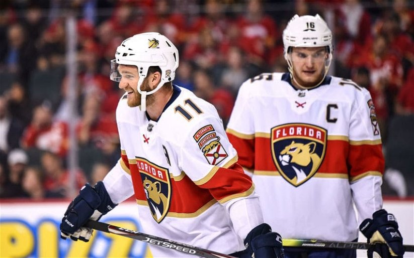 Image for Panthers Give Up Lead; Drop Game Two To Islanders