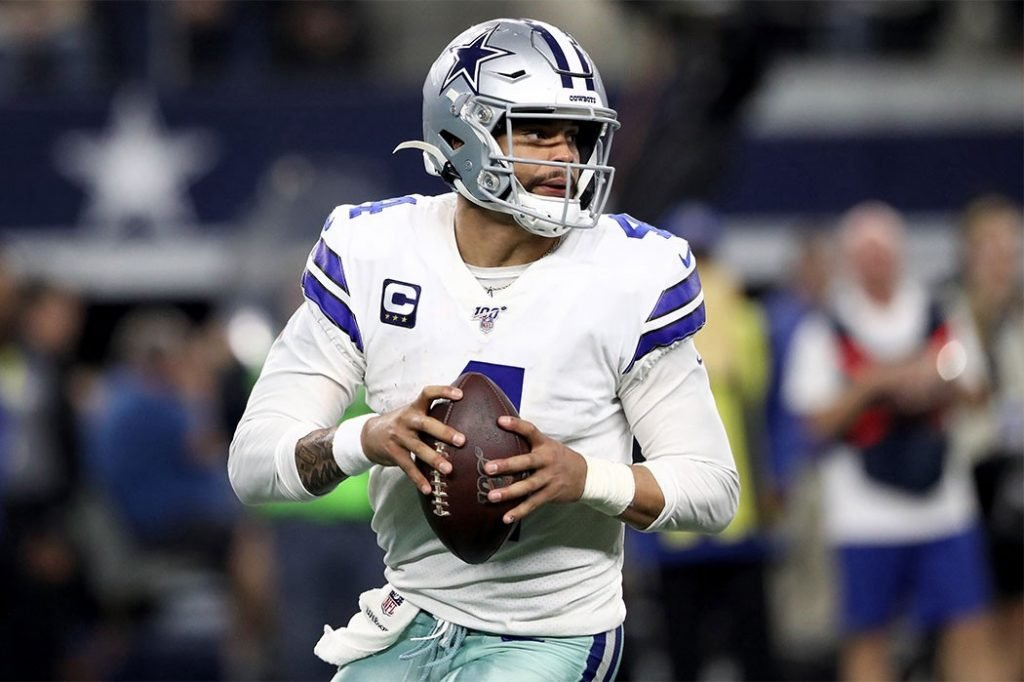 Dak Prescott of the Cowboys is struggling with depression