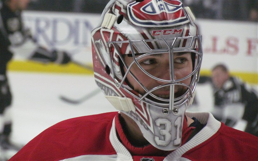 Image for Carey Price Traded For Frederik Andersen?