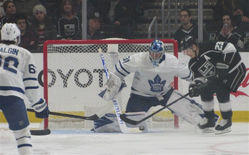 Image for Top 5 Goalies The Maple Leafs Should Trade For