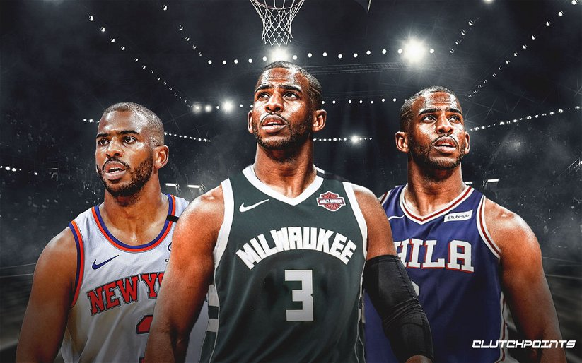 Image for Chris Paul: Seven Potential Trades