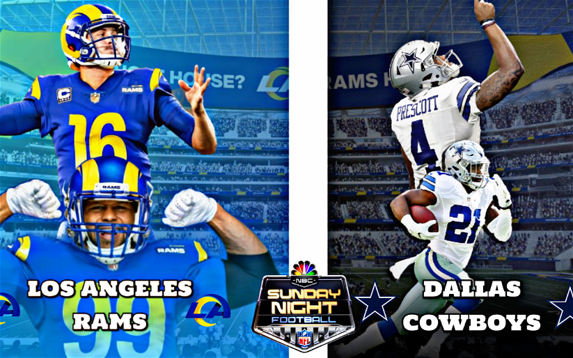 Image for Cowboys prepare for Week 1 at Rams