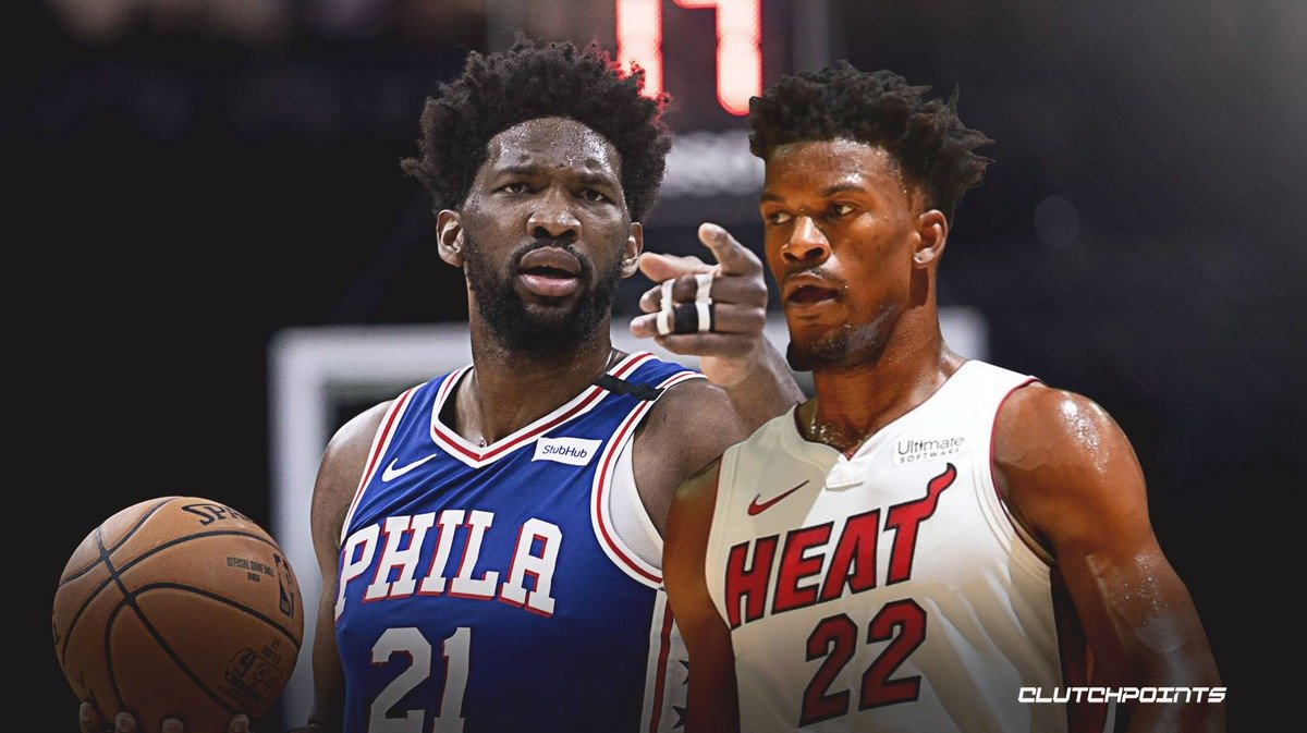 Embiid Butler Trade