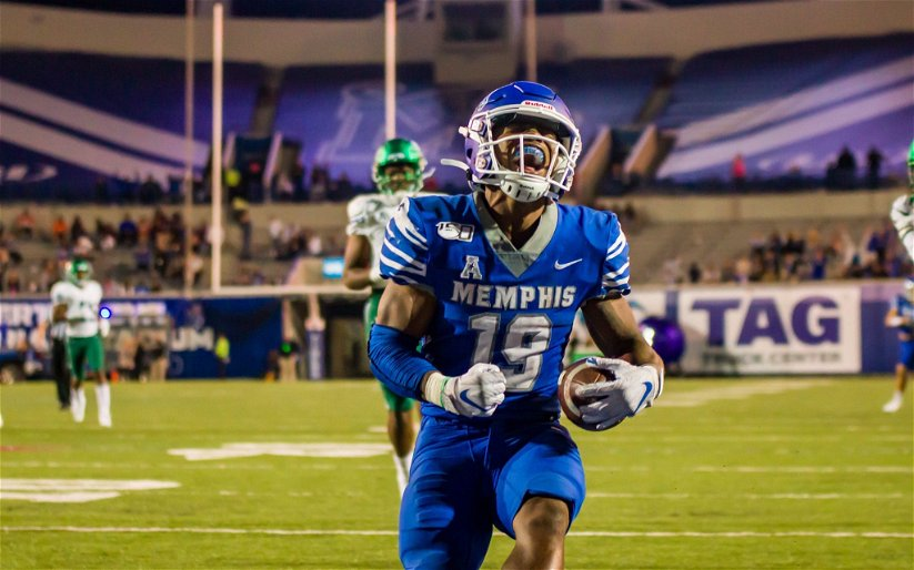 Image for Top Five College Running Backs In The 2021 NFL Draft Class