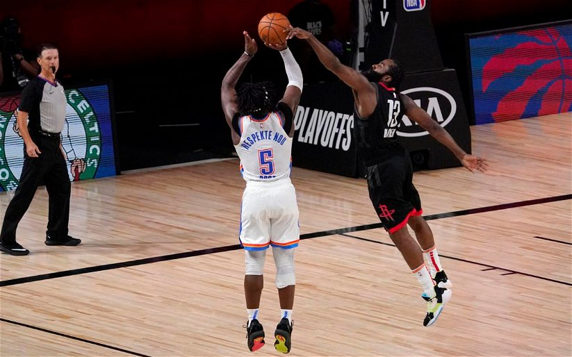 Image for Thunder Run Out of Luck, Fall to Rockets in Game 7