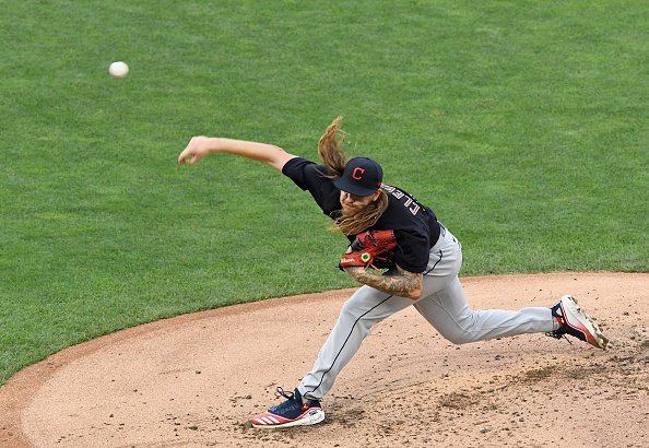 Mike Clevinger traded by the Indians