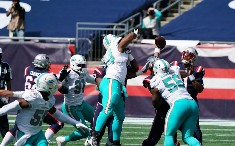 Image for Dolphins: Week 1 Team Stats, Practice Squad Protections, and more…