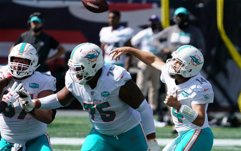 Image for Week 1: Dolphins Lose to the Patriots