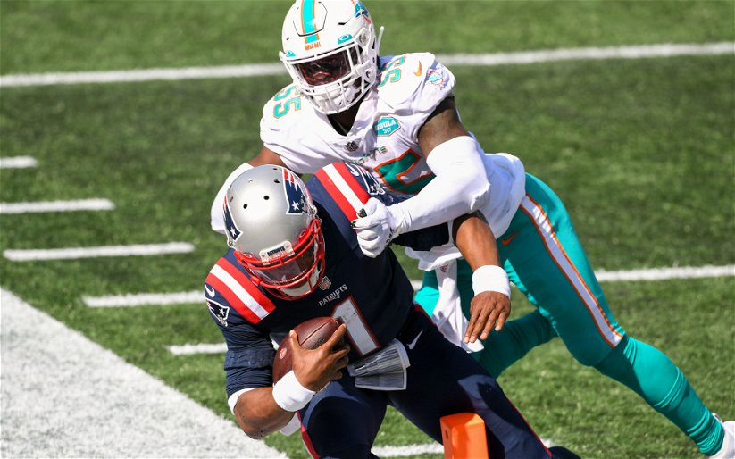 Image for Dolphins: Week 1 Snaps, Flores Interview, and more…