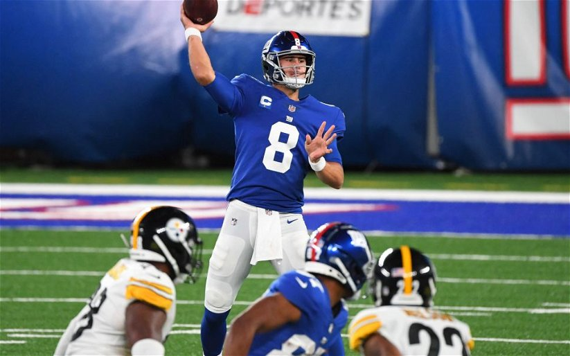 Image for Giants Struggle in Season Opening Loss to Steelers