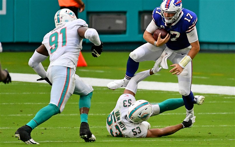 Image for Dolphins Lose Home Opener to the Bills