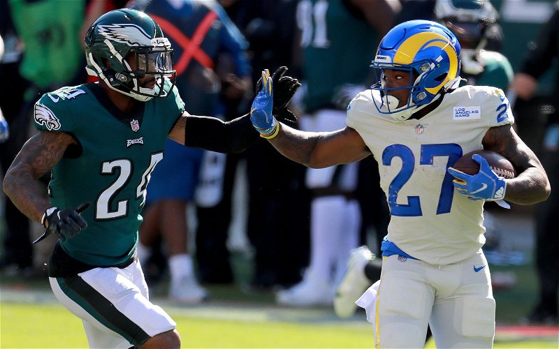 Image for Eagles Lose Home Opener to Rams, 37-19