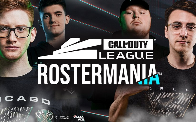 Image for The Opening Days of Rostermania