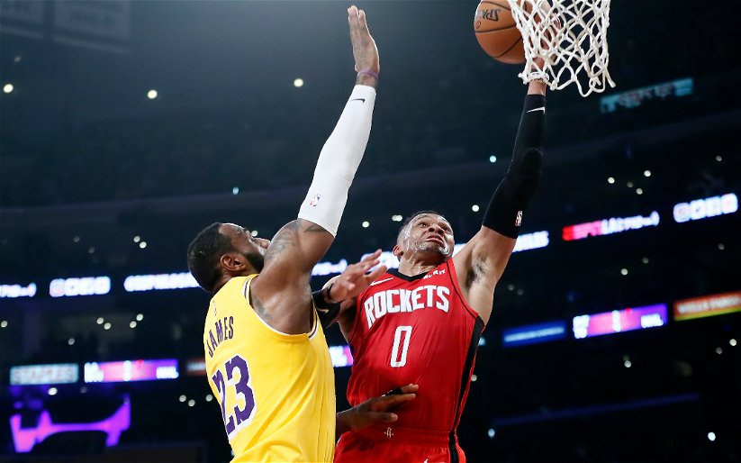 Image for Insight on Lakers versus Rockets Series