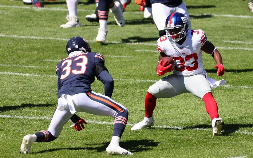 Image for Too Little Too Late for Big Blue as the Giants Fall to the Bears
