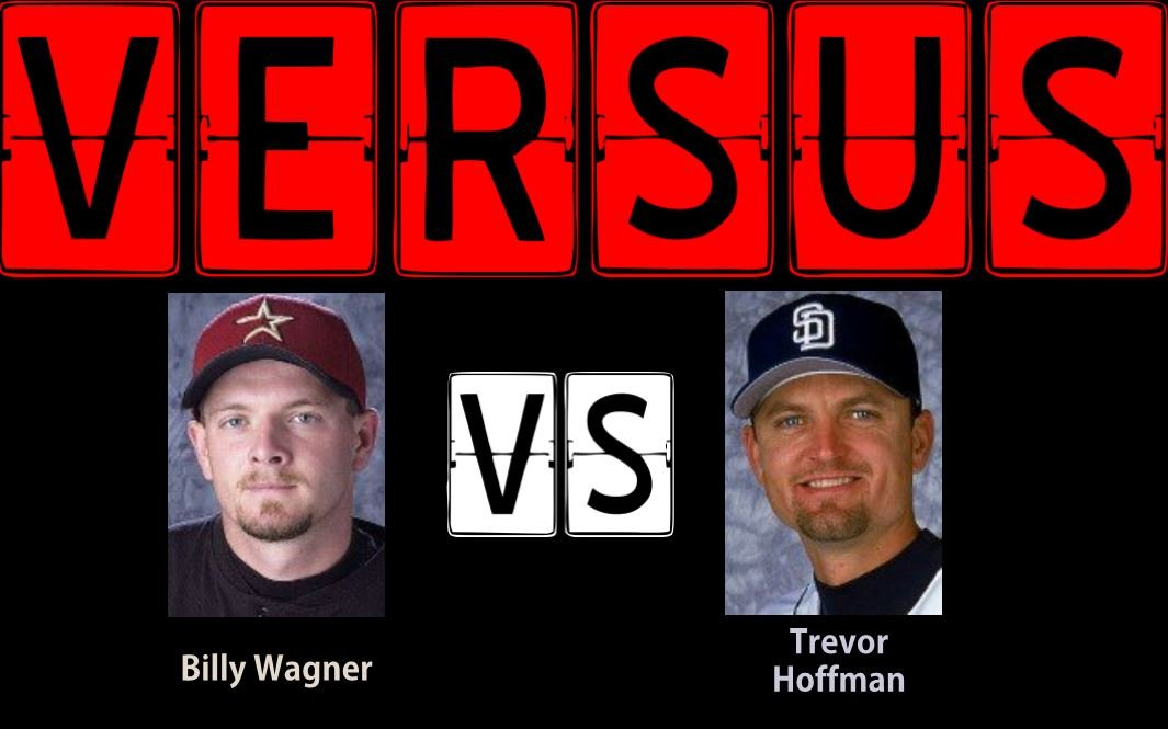Billy Wagner vs. Trevor Hoffman