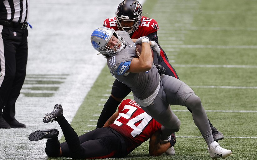 Image for WEEK 7: Detroit Lions Studs and Duds