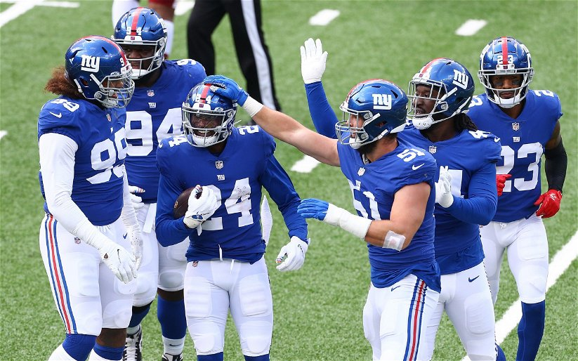 Image for Giants Sit One Game Out of First as They Take Down Washington