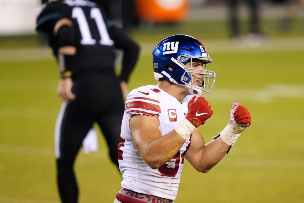 Giants week six review