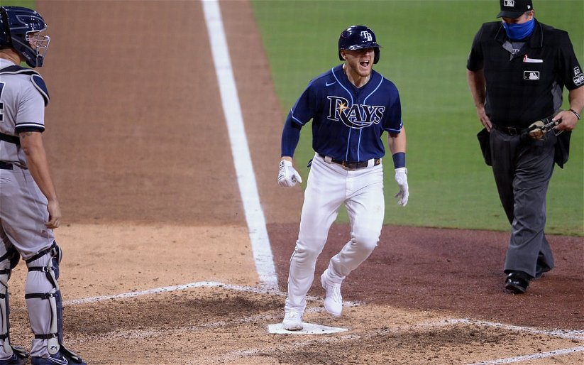 Image for Tampa Bay Rays ALDS Recap: Rays Struggle to Contain Yankees' Bats, but Get it Done Late