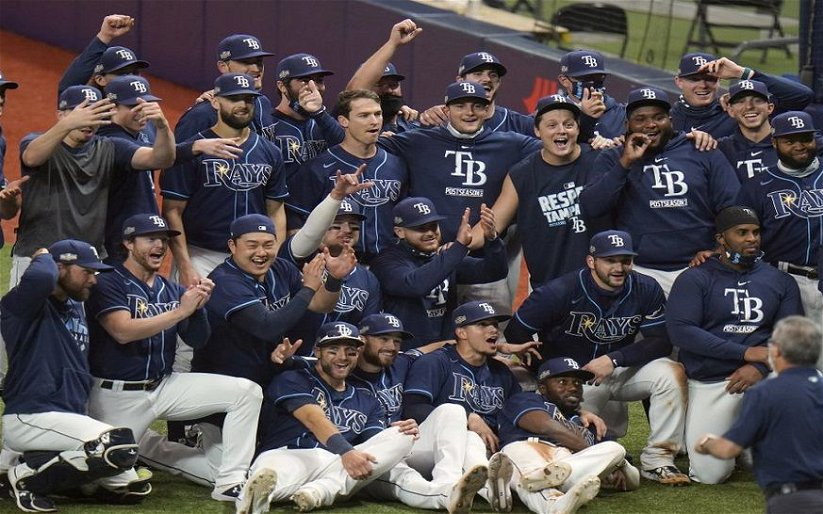 Image for Tampa Bay Rays AL WC Recap: Rays Dump Jays in Dominant Fashion