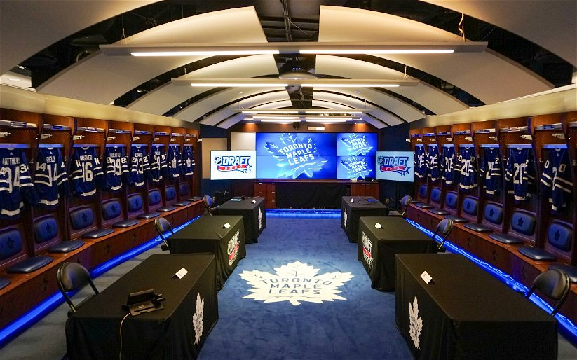 Image for Grading the Maple Leafs' 2020 NHL Draft Class