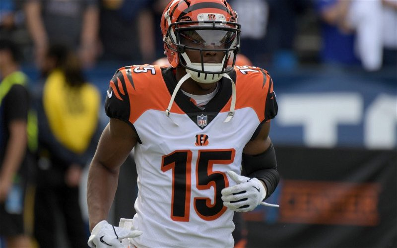 Image for Bengals First Round Bust John Ross Requested a Trade