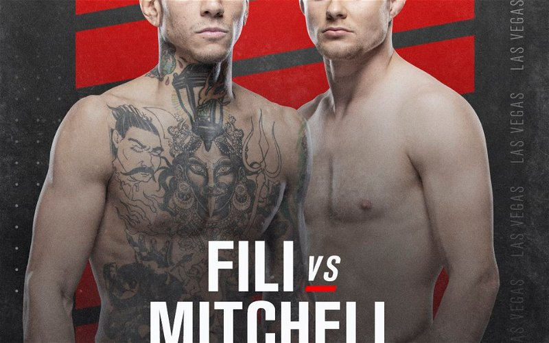 Image for UFC VEGAS 12: Mitchell vs. Fili — Preview