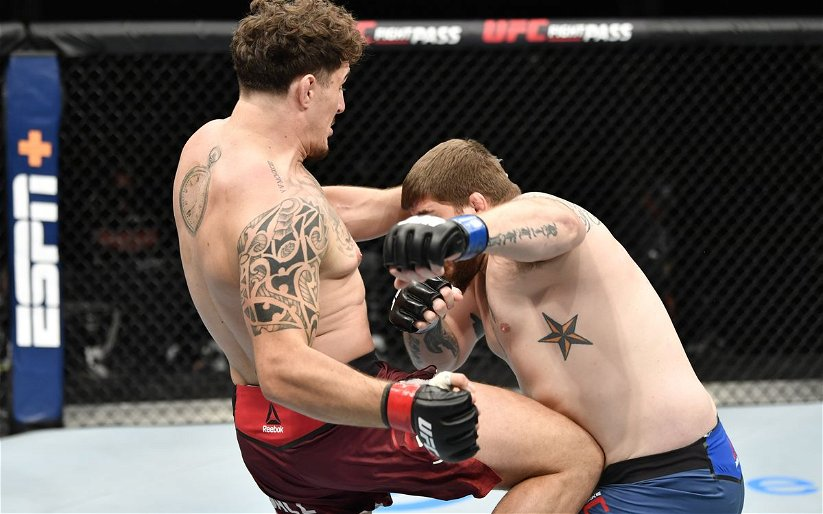Image for UFC Fight Island 5: Aspinall vs Baudot Preview