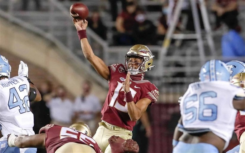 Image for Florida State's Progression is Night and Day Since Week 2