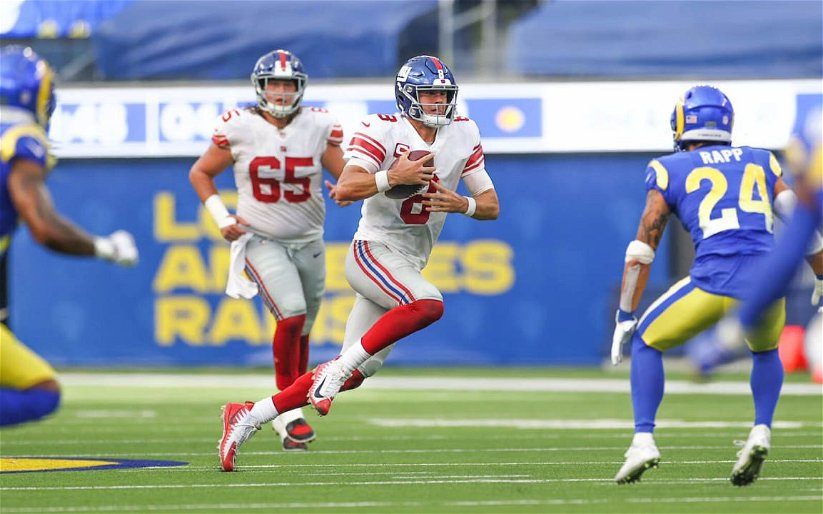Image for Giants Offense Nonexistent in 17-9 Loss to Rams