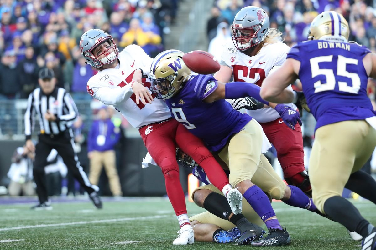 Could Washington's Joe Tryon Sneak Into the First Round?