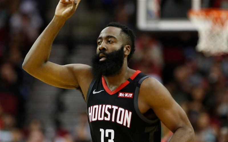 Image for Is James Harden to the Cavs a Possibility?