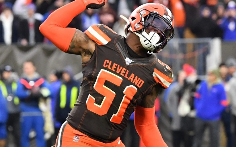 Image for Browns at the Halfway Point: The Ugly