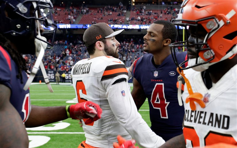 Image for Browns Keys to Victory: Browns try to Wrangle Texans