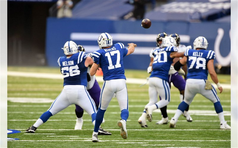 Image for COLTS LOSE 24-10 TO RAVENS FALL TO 5-3
