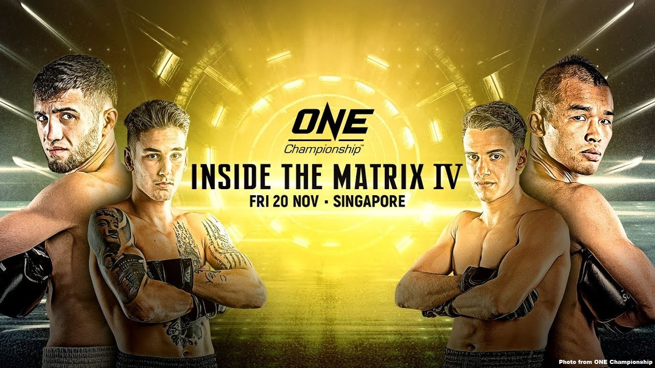 Inside the Matrix 4 One Championship Picture 1